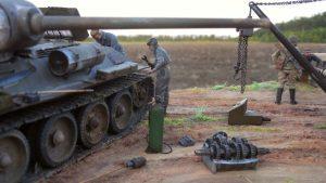 35134 GAZ-MM Mod.1943 CARGO TRUCK + Sergey Biletsky