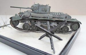35092 VALENTINE Mk.IV RED ARMY w/CREW + Anatoly Skiba