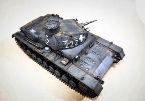 35162 Pz.Kpfw.III Ausf.B + Sergey Kulakov