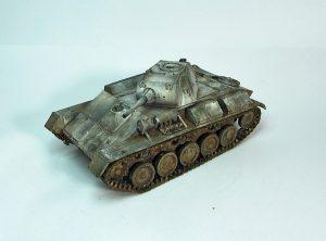 35113 T-70M SOVIET LIGHT TANK. SPECIAL EDITION + Yuri Tsimbalyuk