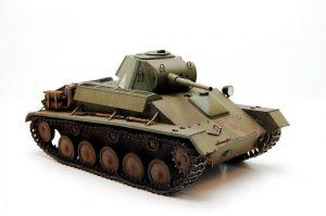 35113 T-70M SOVIET LIGHT TANK. SPECIAL EDITION + Alexey Belyaev
