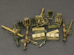 Photos 35263 Набор Немецких Противотанковых Гранатомётов