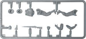 Content box 35151 アメリカ兵(ノルマンディ1944)乗馬セット