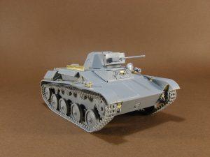 Photos 35232 T-60 späte Ausführung mit Zusatzpanzerung (Produktion GAZ Werke)