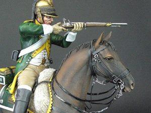 16016 FRENCH DRAGOON NAPOLEONIC WARS + Ruslan Slyusarenko