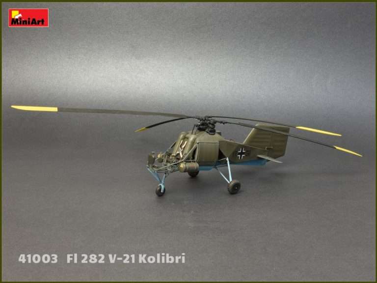 41003 フレットナーFL282V-21コリブリ