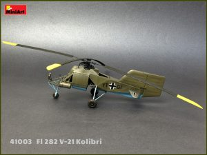 Photos 41003 Fl 282 V-21 KOLIBRI