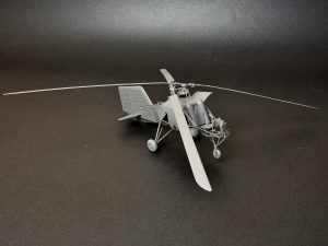 Build up 41003 Fl 282 V-21 Kolibri