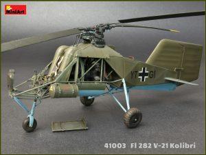 41003 Fl 282 V-21 KOLIBRIGS