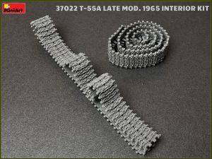 Build up 37022 T-55 Mod. 1965 späte Ausführung mit Inneneinrichtung