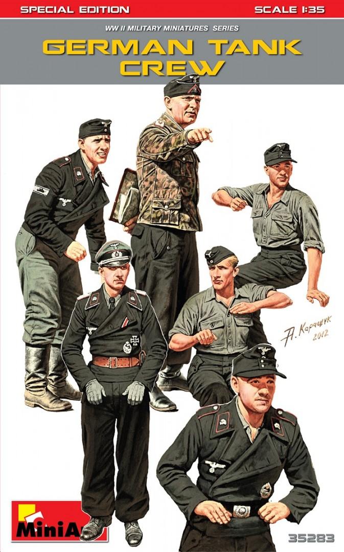 35283   德国坦克乘员 特别版