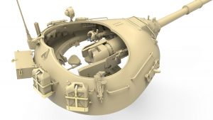 3D renders 37021 TIRAN 4 Sh EARLY TYPE. INTERIOR KIT