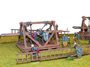 Photos 72033 ASSAULT OF MEDIEVAL FORTRESS