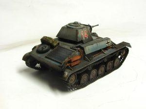 35026 GERMAN Pz. Kpfw. T-70 743(r) w/CREW +  Przemo Mrożek