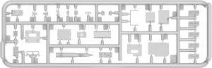 Content box 37021 以色列蒂朗4Sh中期坦克 早期型(带内构)