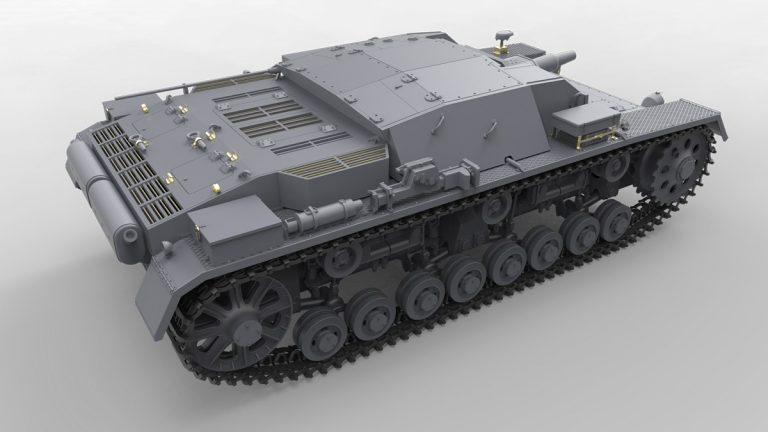 35210 Ⅲ号突撃砲Oシリーズ