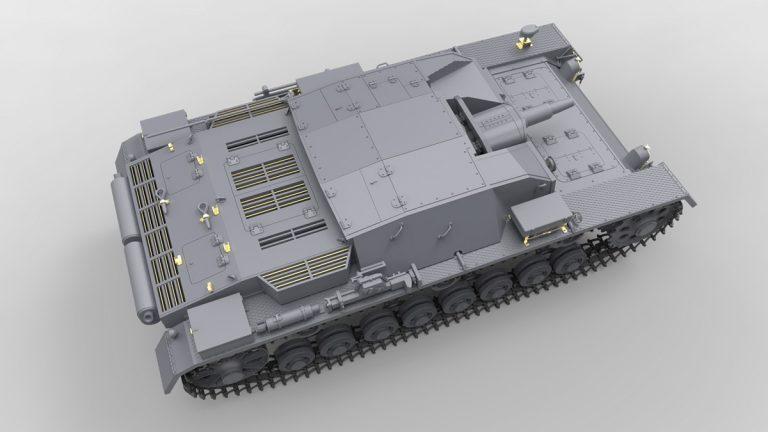 35210  三号突击炮 0-系列
