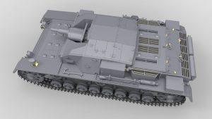 3D renders 35210  三号突击炮 0-系列