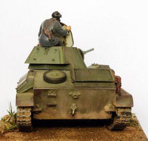 35113 T-70M SOVIET LIGHT TANK. SPECIAL EDITION + Den Kusnezow