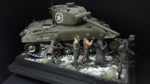 "35084 ""Battle of the Bulge"" ARDENNES 1944 + Jaroslav Matejcek"