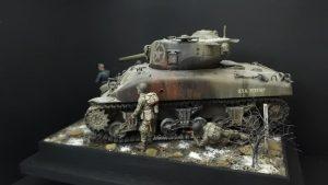 "35084 ""Battle of the Bulge"" ARDENNES 1944 + Jaroslav Matejcek"