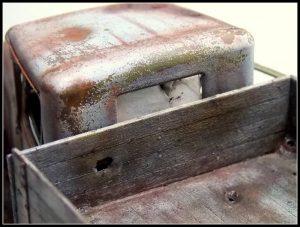 35544 FACTORY CORNER w/ STEPS + 35127 GAZ-AAA CARGO TRUCK + Martin Giangreco