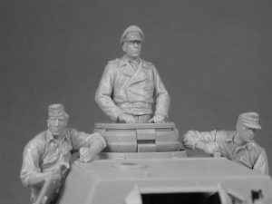 Photos 35283 GERMAN TANK CREW. SPECIAL EDITION