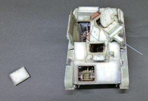35215 T-60 EARLY SERIES. SOVIET LIGHT TANK. INTERIOR KIT + Masato Kakudou