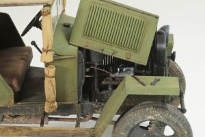 35130 GAZ-MM Mod.1941 1.5t CARGO TRUCK + Luc Po