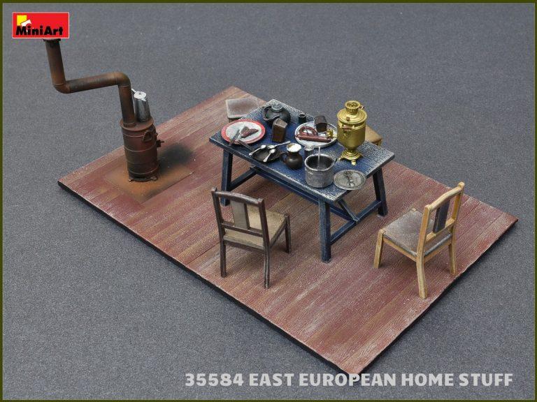 35584  Восточно Европейские Домашние Принадлежности