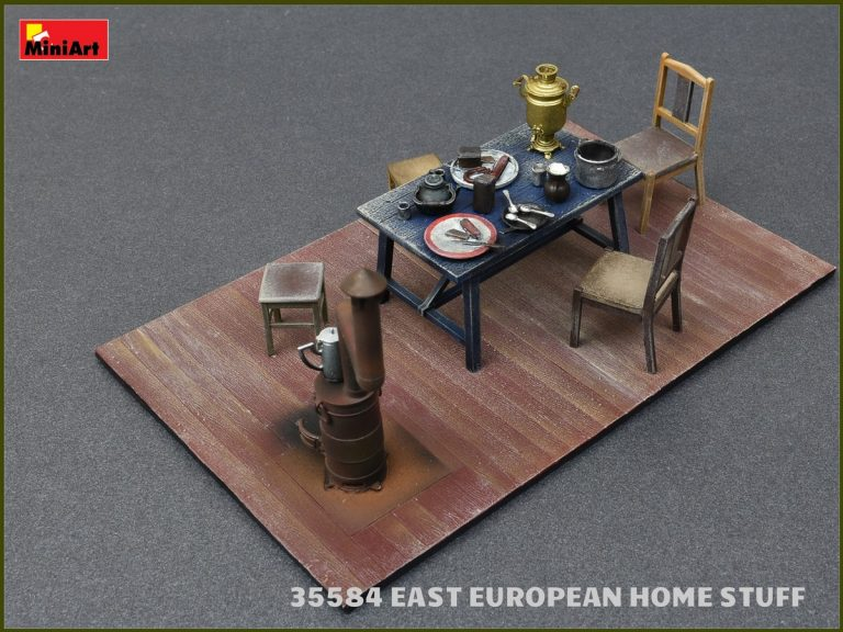 35584 EAST EUROPEAN HOME STUFF
