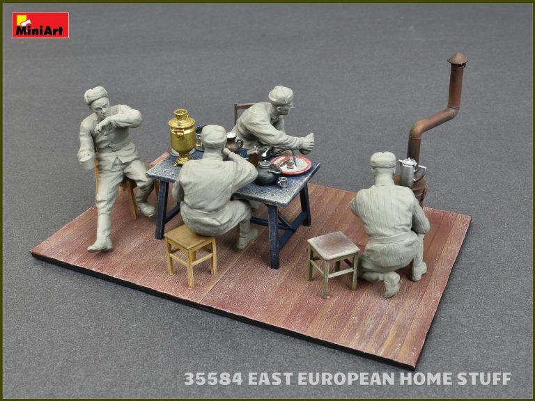 35584 Osteuropäisches Haus Einrichtung