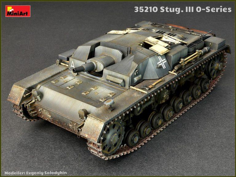 35210 STUG. III 0-SERIES