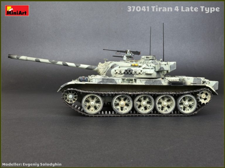 37041 Tiran 4 späte Ausführung