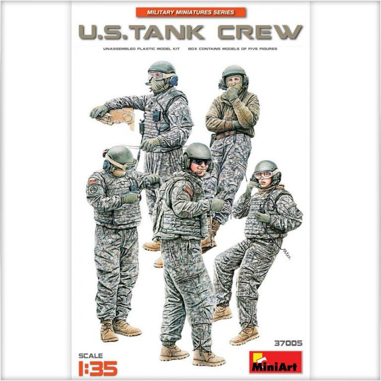 アメリカ戦車兵5体入