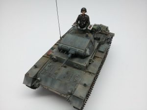 35162 Pz.Kpfw.III Ausf.B + Momcha