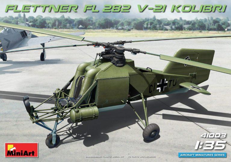 41003 Fl 282 V-21 KOLIBRI