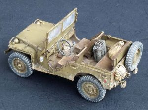 35014 U.S. TRUCK BANTAM 40 BRC w/CREW + Grupa B