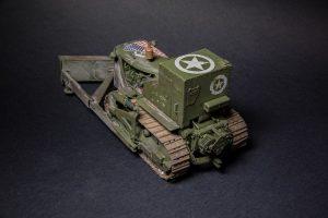 35188 U.S. ARMOURED BULLDOZER + Anton Gusev