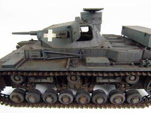 35162 Pz.Kpfw.III Ausf.B + Mikołaj Marcinowski