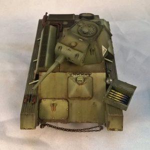 35194 T-70M SOVIET LIGHT TANK w/CREW. SPECIAL EDITION + Yura Armatura