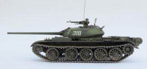 37004 T-54-2 Mod. 1949 SOVIET MEDIUM TANK + Boris