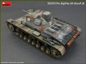 Photos 35221  Средний танк Pz.Kpfw.III Ausf.B с Экипажем