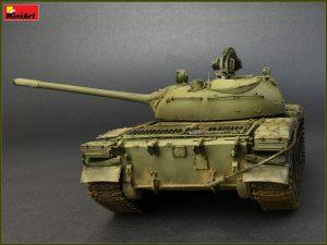Photos 37023 T-55 Mod. 1965 spätere Ausführung