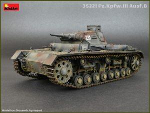 Photos 35221  三号坦克B型 带乘员