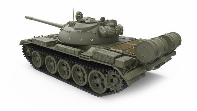 37023 T-55A LATE MOD. 1965