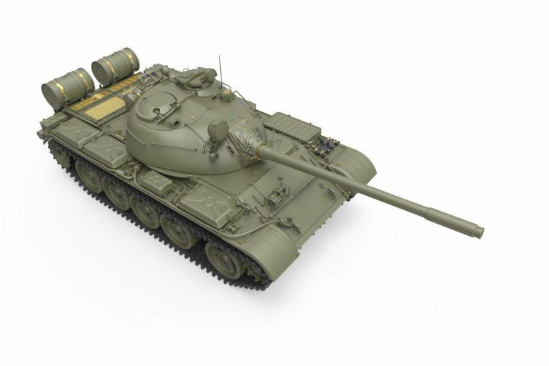 37023 T-55 Mod. 1965 spätere Ausführung