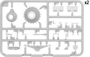 Content box 35221  Средний танк Pz.Kpfw.III Ausf.B с Экипажем