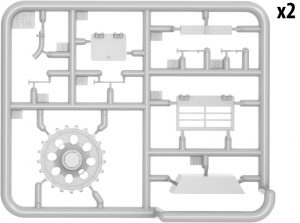 Content box 35221  三号坦克B型 带乘员