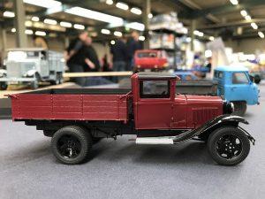 35124 GAZ-AA CARGO TRUCK 1.5t TRUCK
